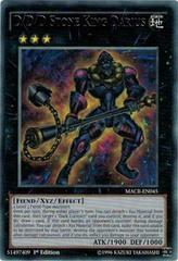 MACR-EN045 - Rare - 1st Edition - D/D/D Stone King Darius