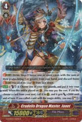 G-CHB03/015EN - R - Crudelis Dragon Master, Janet