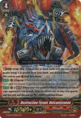G-FC04/009EN - GR - Destruction Tyrant, Volcaine Tyranno