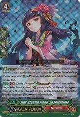 G-FC04/032EN - RRR - Jinx Stealth Fiend, Zashikihime