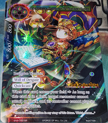 ENW-062 SR Full Art Scheherazade, Speaker of Yet Unknown Truths
