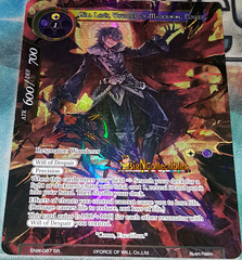 ENW-087 SR Full Art Gill Lapis, Usurper of Maddening Power