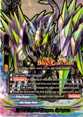 X-BT02/0111EN - SECRET - Spinel Crystal Dragon, Spirytas