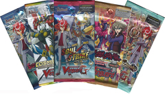 1x Random Cardfight Booster Pack (Buy 4 Get 1 FREE) End Of Summer Special Limit 4 Per Order