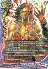 X-BT02A-CP03/0078EN - SECRET - Source of Demonic Dragon, Zahhak