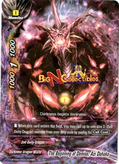 X-BT02A-CP03/0079EN - FOIL SECRET - The Beginning of Demise, Azi Dahaka