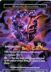 ACN-148 Full Art Demonic Soulstone R