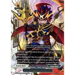 X-BT03A-UB01/0004EN - RRR - The Tempestuous Brave, Gao
