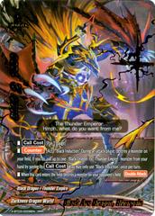 X-BT03/0008EN - RRR - Black Arc Dragon, Riverpain