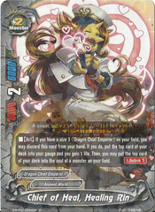 D-BT02/0034EN - Foil - Chief of Heal, Healing Rin