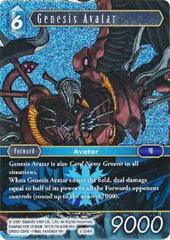Genesis Avatar - 3-034H - Foil