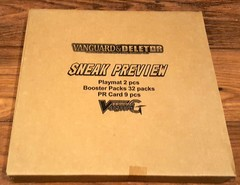 Vanguard & Deletor Sneak Preview Kit