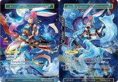 ADK-060 - JR - Full Art Ayu, Lunar Swordswoman // Ayu, Shaman Swordswoman