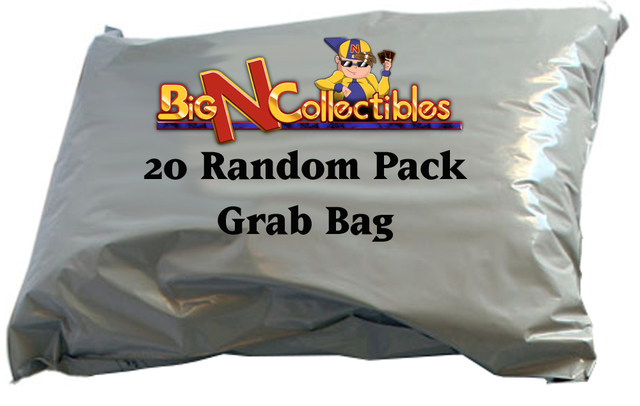 4th of July 20 Random Booster Pack Grab Bag