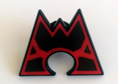 Team Magma Pin