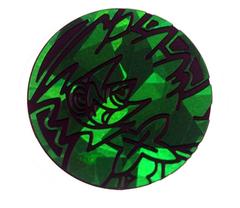 Decidueye GX Green Coin