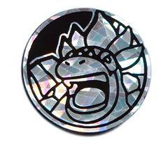 Mega Camerupt EX Coin