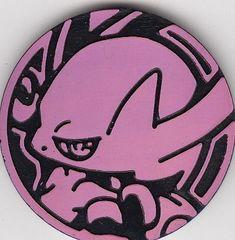 Mega Mewtwo Rose Coin