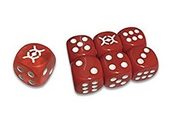 Pokemon Evolutions Red Dice