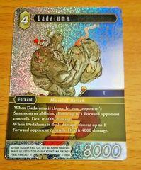 Dadaluma - 4-085H - Foil