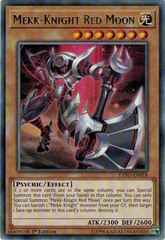 EXFO-EN018 Mekk-Knight Red Moon Rare 1st Ed