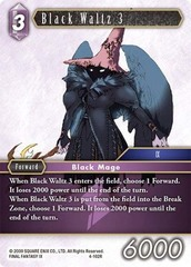 Black Waltz 3 - 4-102R