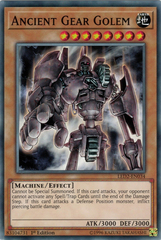 LED2-EN034 Ancient Gear Golem Common 1st Ed