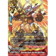 X-CBT-A/0007EN - RR - Divine Sword Dragon, Saint Glory Sword Dragon