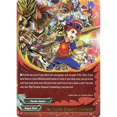 X-CBT-A/0001EN - RRR - Red Thunder Emperor's Awakening