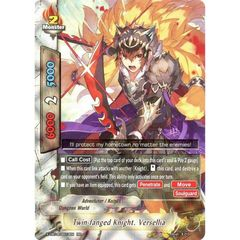 X-CBT-A/0013EN - RR - Twin-fanged Knight, Versellia