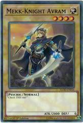 Mekk-Knight Avram - FLOD-EN016 - Common - 1st Edition