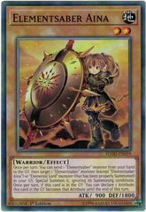 Elementsaber Aina - FLOD-EN019 - Common - 1st Edition