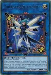Trickstar Delfiendium - FLOD-EN040 - Rare - 1st Edition