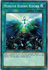 Monster Reborn Reborn - FLOD-EN066 - Common - 1st Edition