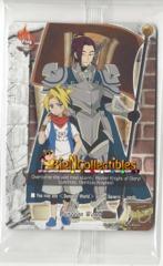 PR/0202EN Dungeon World Flag Card ( Noboru Kodo / El Quixote )