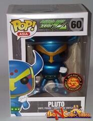 Funko Pop! Asia - Astro Boy - Pluto #60 Metallic Exclusive