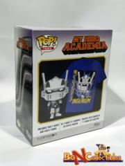 Funko Pop! & Tee Animation My Hero Academia Tenya Iida #740 Exclusive Factory Sealed Large