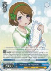 LL/EN-W01-095 U Hanayo in Pajamas