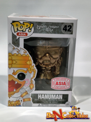 Funko Pop! Asia Hanuman Gold #42 Exclusive