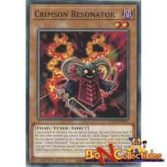 ETCO-EN017 - Crimson Resonator - Common - 1st Edition