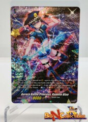 Aurora Battle Princess, Kyanite Blue - D-SS01/SP27EN - SP