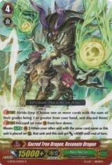 G-BT10/042EN - R - Sacred Tree Dragon, Resonate Dragon G-BT10/042EN - R