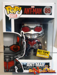 Funko Pop! Marvel - Ant-Man #85 GITD Exclusive Vaulted