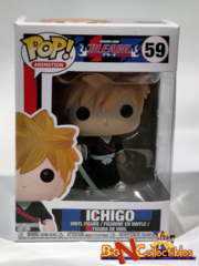 Funko Pop! Animation - Bleach - Ichigo #59 Vaulted