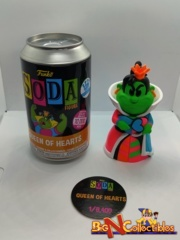 Funko Soda Queen of Hearts Blacklight Funko Shop Exclusive LE 10,000pcs