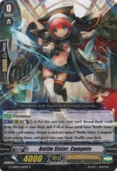 G-CHB02/027EN - R - Battle Sister, Compote