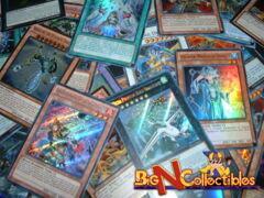 100 YuGiOh HOLO-FOIL Cards