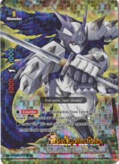Nanomachine Ninja, Byakuya - H-BT02/0003EN - RRR