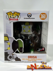 Funko Pop! Games Orisa (OR-15) #360 Exclusive