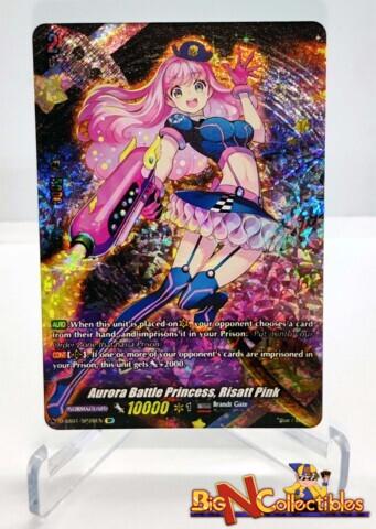 Aurora Battle Princess, Risatt Pink - D-SS01/SP26EN - SP